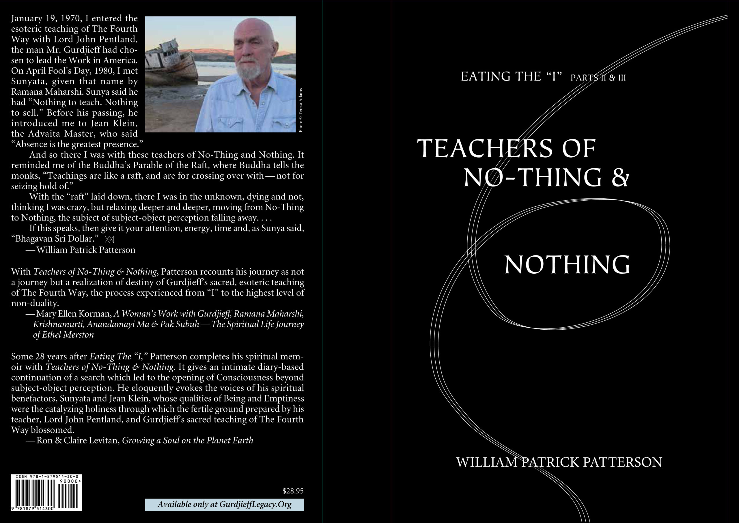 Teachers of No-Thing and Nothing